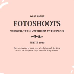 e-book betaald fotograferen